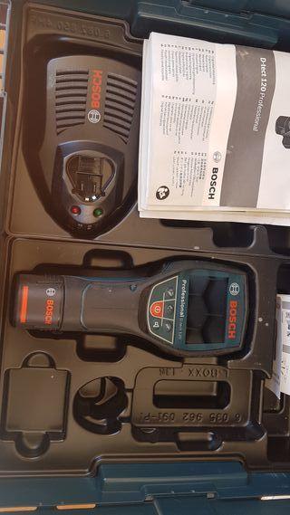 detector de tuberías