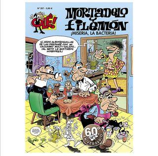 libros y comics de mortadelo y filemon