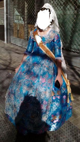 Vestido de Fallera