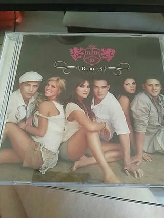 CD Rebels de RBD