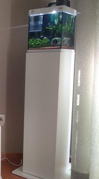 Puerta para mesa mueble acuario nano 20l ica