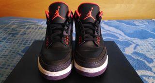 Nike Air Jordan 3 Retro 'Crimson'. EU45 - US11.