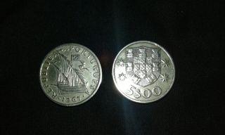 5 ESCUDOS PORTUGAL