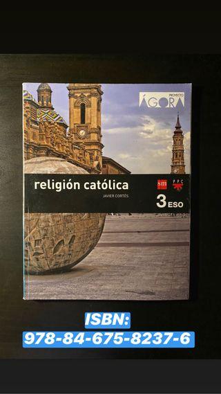 Libro de texto Religión 3 ESO