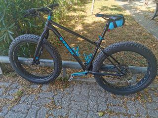 bicicleta fat bike Trek