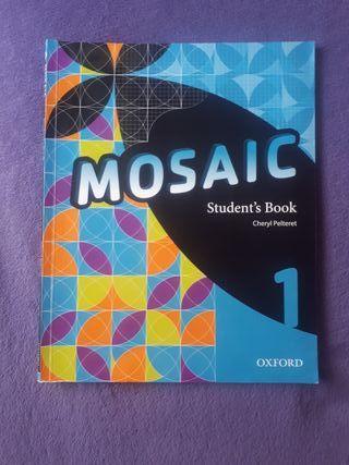 Mosaic Student's book 1/ Libro inglés 1Eso