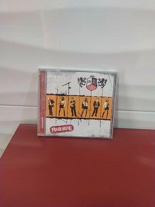 cd REBELDE ( RBD)