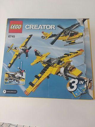 Lego creator 6745 3 en 1