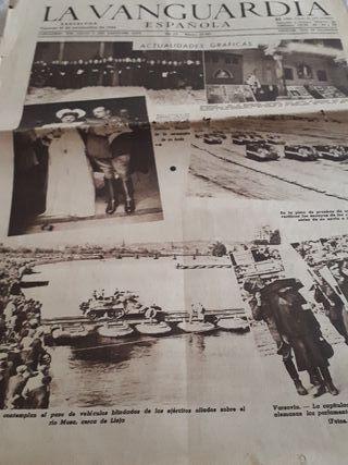 La Vanguardia Española 10 noviembre 1944