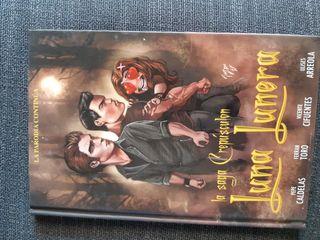 lote 3 libro comic saga crepúsculo