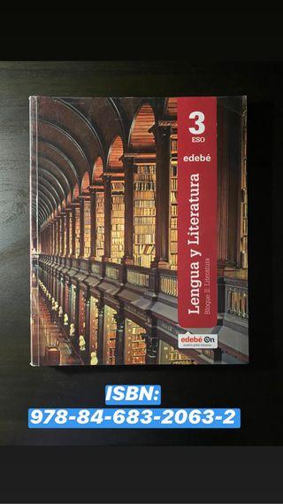 Libro de texto Lengua y Literatura 3 ESO