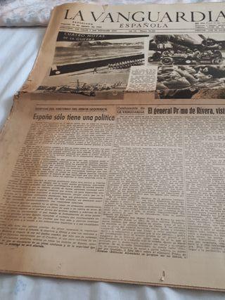 La Vanguardia Española 18 agosto 1944