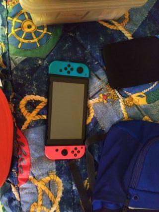 Nintendo Switch+ Fifa 2019