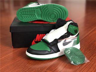 Zapatillas Air Jordan 1 Verdes