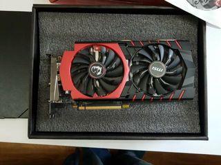 MSI GAMING NVIDIA GTX 970 4GB GDDR5