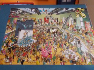 puzzle heye 2000 piezas