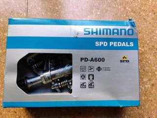 Pedales Shimano A600 SPD