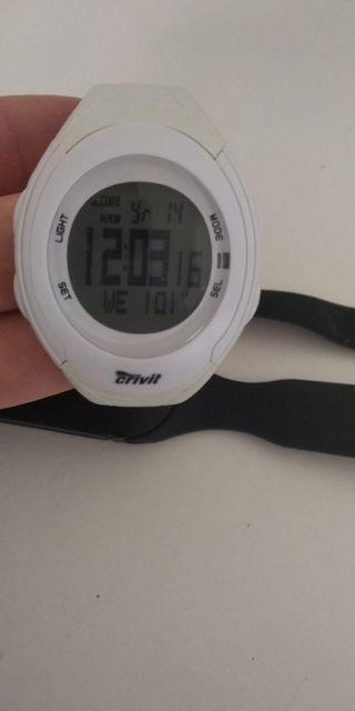 Reloj + Banda Pulsómetro