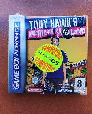 PRECINTADO TONY HAWK'S GAME BOY