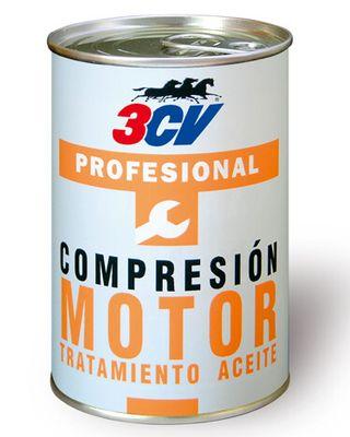 COMPRESION MOTOR PROFESIONAL 3CV 350 ml