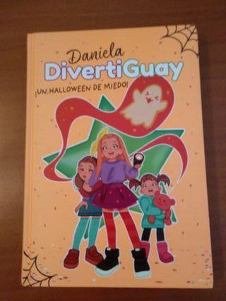 Libro DANIELA DIVERTIGUAY