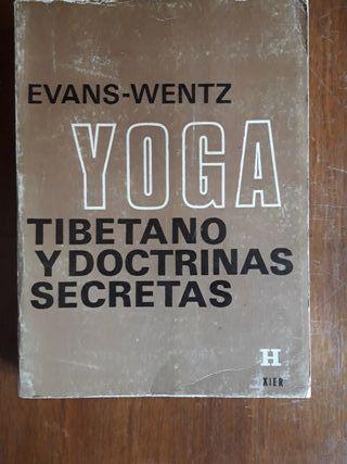 Evans Wentz Yoga tibetano y doctrinas secretas