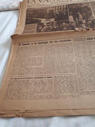La Vanguardia Española Diciembre 1944