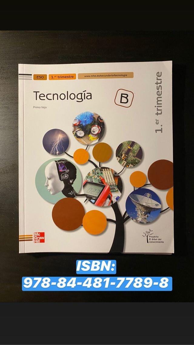 Libro de texto Tecnología 3 ESO