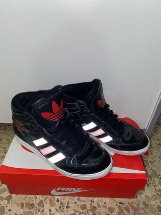 Zapatillas Adidas negras / oferta
