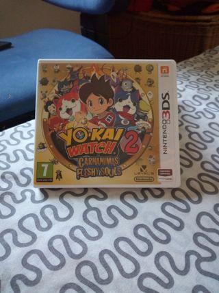 Yo-Kai Watch 2 Carnánimas/Nintendo 3DS