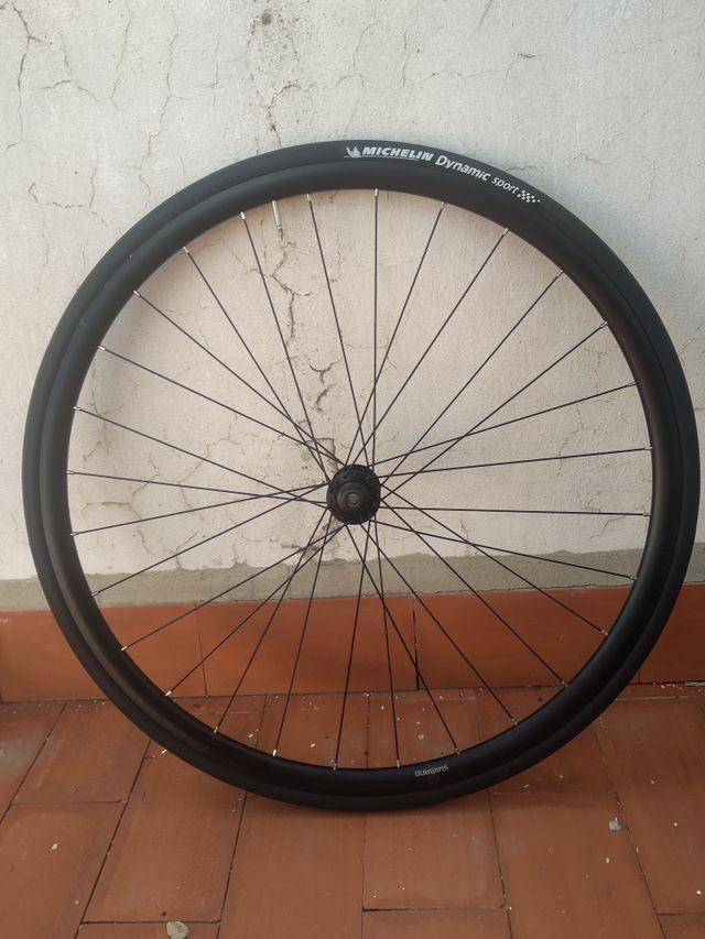 Ruedas Shimano rs170 disc