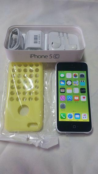 IPhone 5C, 32 GB, Blanco