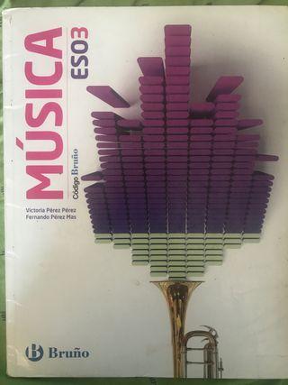 Libro música 3 eso