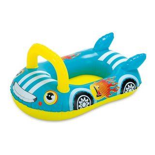 Barca Hinchable Car Azul