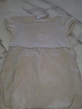 pijama mono bebe 6m