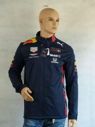 Chaqueta Hombre Puma Red Bull, Talla XXL