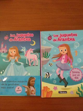 Libros LOS JUGUETES DE ARANTXA