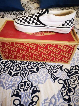 zapatillas vans de niñ@ nuevas!!