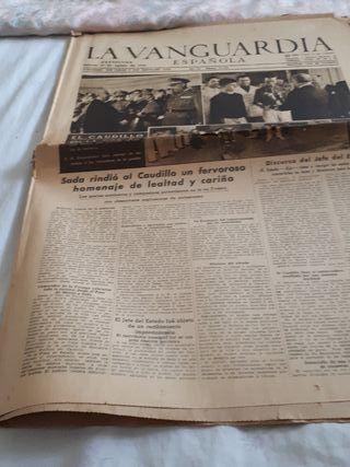 La Vanguardia Española 19 agosto 1944