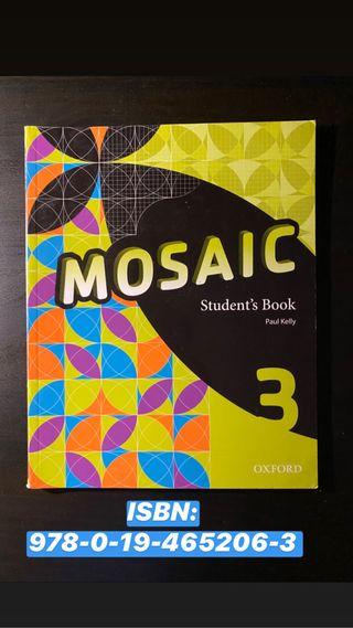 Libro de texto Inglés 3 ESO