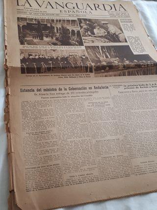 La Vanguardia Española 2 diciembre 1944