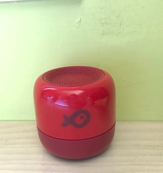 Altavoz bluetooth