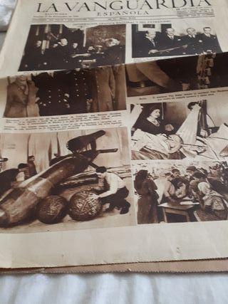 La Vanguardia Española 15 diciembre 1944