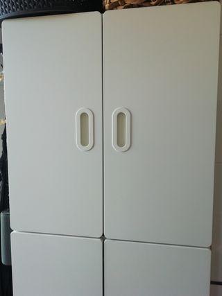 Cambio 2 frontales armario Stuva IKEA