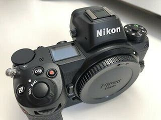 Cámara digital Nikon Z6 24.5MP - Negro (Kit con si