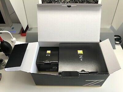 Cámara digital Nikon Z6 24.5MP - Negro (Kit con si