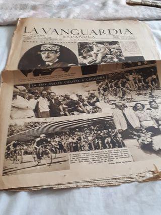 La Vanguardia Española 29 agosto 1944