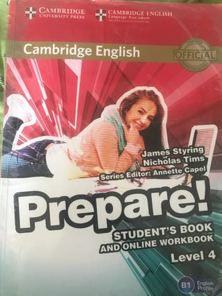 Libro de inglés lével 4 3 eso