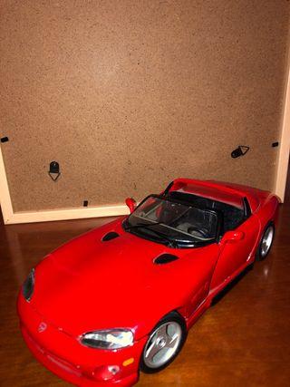 Réplica Ferrari escala 1/18
