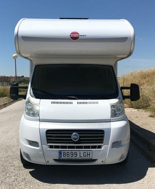 Autocaravana Burstner Levanto A530